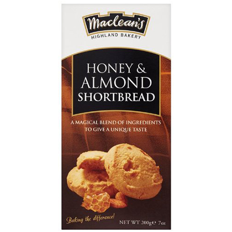 Almond&Honey Shrtbrd