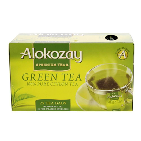 Alokozay Green Tea