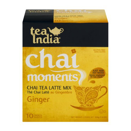 Chai Latte Ginger
