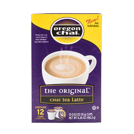 Chai Latte Milk