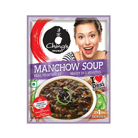 Chings  Manchow Soup