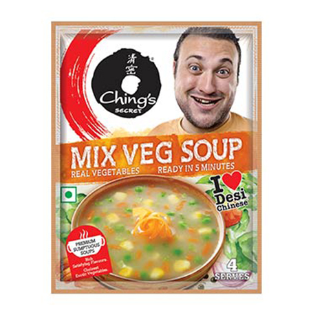 Chings  Mix Veg Soup