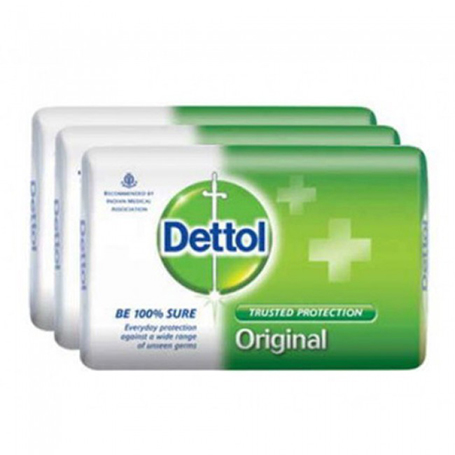 Dettol Soap 3Pack