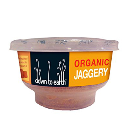 Down 2 Earth Organic Jaggery