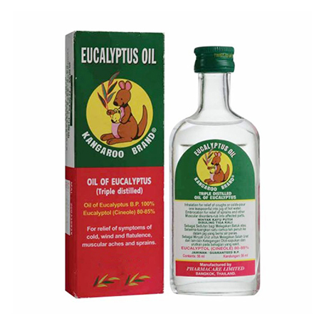 Eucalyptus Oil 28ml