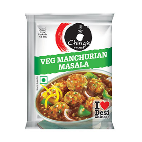 Chings Veg Manchurian
