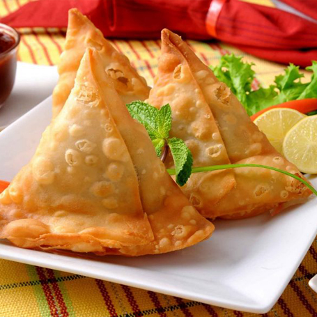 Chicken Samosa 50 Pack