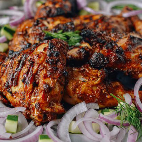 Kebab Factory  Tandoori Chicken