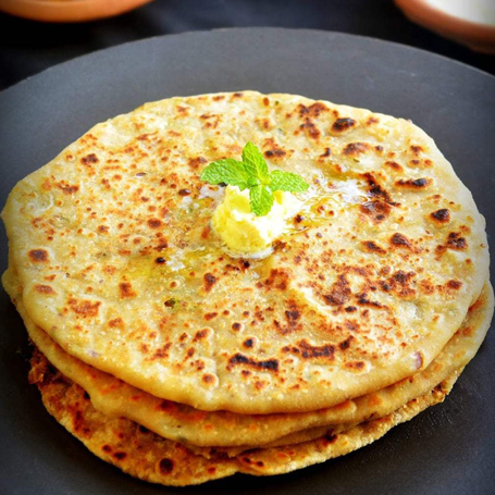 Curry Leaf WW Paratha