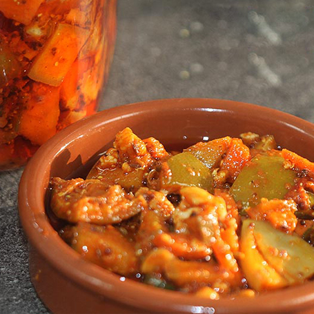 Mango Kasaundi Pickle