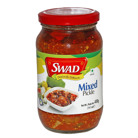 Swad Mixed Pickle 400g