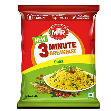 3 Minute Breakfast