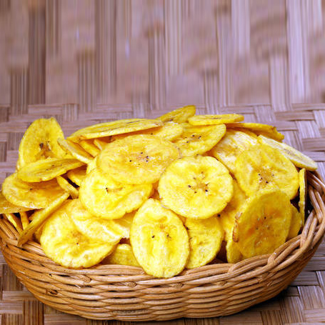 Banana Chips Acahri Lemon