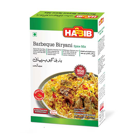 Habib Barbeque Biryani