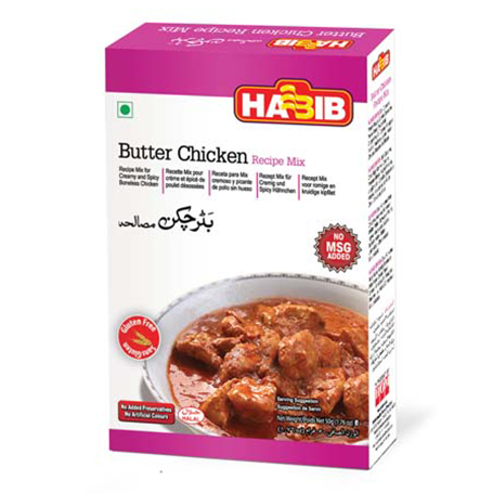 Habib Butter Chicken