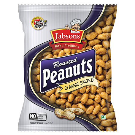 Jabsons Roasted Peanuts