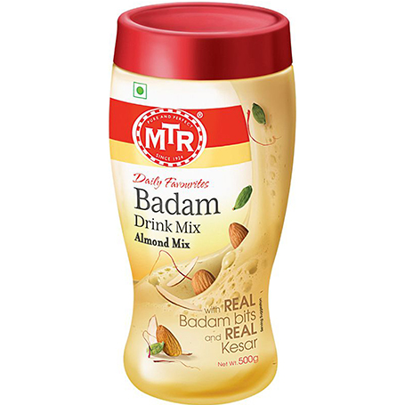 MTR Badam Drink Mix 500g