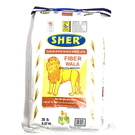 Sher Whole Grain 20lb