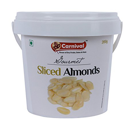 Sliced Almonds 200g